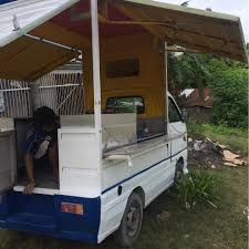 Daihatsu Hiway Food Truck Closed Van For Sale Cebu, Cars, Cars For ...