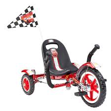 Lighting Mcqueen Toddler Bed by Mobo Tot 12 In Youth Lightning Mcqueen Three Wheeled Cruiser