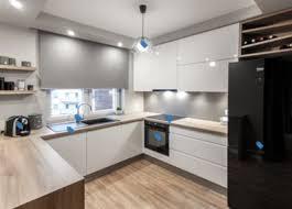 küche küchenzeile u küche weiss glanz hochglanz grifflos soft individuell