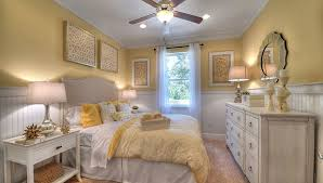Pottery Barn Raleigh Bed by Cottage Master Bedroom With Flush Light U0026 Ceiling Fan Zillow