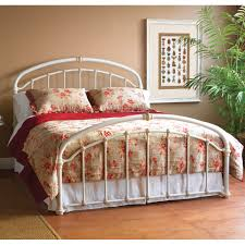 Birmingham Iron Bed by Wesley Allen
