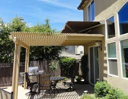 patio covers lincoln ca motorized and manual retractable awnings lincoln ca all about shade
