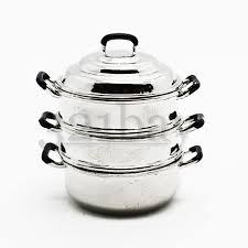 miniatur küchen set puppenhaus topf set dfgarer dünster