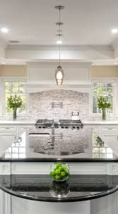 Kitchen Countertops And Backsplash Pictures 50 Black Countertop Backsplash Ideas Tile Designs Tips