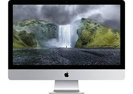 ordinateur de bureau tactile tout en un apple imac 27 retina ordinateur de bureau tout en un non tactile