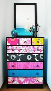 Black Dresser Pink Drawers by Dressers Stylish And Cute Dressers 2017 Design Cute Dressers 6