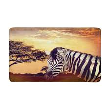 Zebra Multi Panel Canvas Wall Art ElephantStock