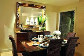 Dining Room Wall Mirror For Large Mirrors Decor Ideas With