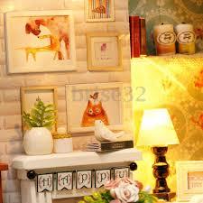 Greenleaf Fairfield Dollhouse Kit Purpleechodigitalmediacouk