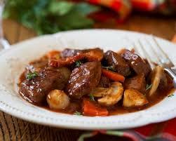 cuisiner du boeuf recette le boeuf bourguignon de lynette dans desperate