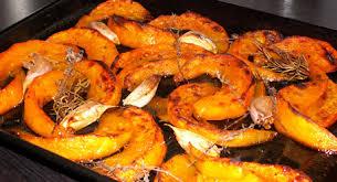 cuisiner les potimarrons recette potimarron rôti au miel cuisine languedoc roussillon