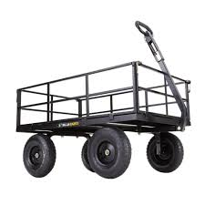 Gorilla Carts Wheelbarrows & Yard Carts Garden Tools The