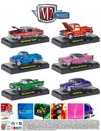 100 Kelly Car And Truck M2 Machines Pinstripe Paradise By Tom Die Cast X