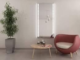 wandspiegel mit beleuchtung schlafzimmer juno