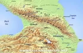 mountain ranges of europe where is the caucasus mountain range located quora