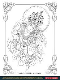 The Coloring Book Project 2 EBook By Memento Publishing With Aaron Della Vedova