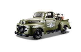 Amazon.com: Maisto 1:24 Scale 1948 Ford F-1 Pickup And Harley ... 2006 Ford F150 Harley Davidson Supercab Pickup Truck Item Unveils Limited Edition 2012 Harleydavidson 2003 Supercharged Truck 127 Scale Harley F350 Super Duty Pickup 2000 Gaa Classic Cars Stock Photos Ma3217201 1999 2009 Crew Cab Diesel 44 One New 2010 Tough With Cool Attitude Edition Pics Steemit And Trailer Advertising Vehicle Wraps