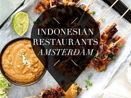 cuisine in amsterdam restaurants in amsterdam your black book