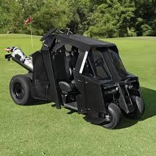 100 Batman Truck Accessories The Gotham Golfcart Hammacher Schlemmer