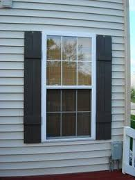 I Wanted Them To Match The Cottagey Shutters We Have On Front Of House