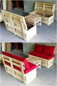 Pallet Ideas With Instructions Wood Garage Storage Unique Regarding Diy For