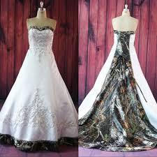 wedding dress wedding dresses camo wedding dress white wedding
