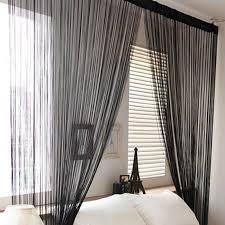 quaste string vorhang panel teiler hängen jalousien fenster vorhänge wohnzimmer klassische fenster blind vanlance gewinde vorhang