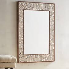 Pier One Imports Mirrored Chest by Giselle Rectangular Mosaic 32x48 Mirror Pier 1 Imports