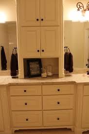 Bathroom Vanity Tower Ideas by Master Bathrooms U2013 Simplified Organized Styled