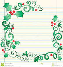 A4 Paper Design Border By Hand Image Gallery