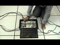 Wiremold Floor Box Cover Colors by Wiremold Evolution Floor Box Features Cable Management Guides
