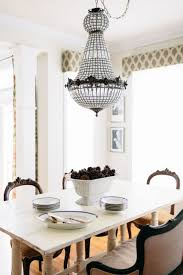 Whitewashed Trestle Dining Table