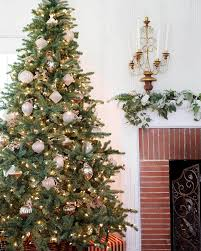 Martha Stewart Pre Lit Christmas Tree Troubleshooting by Blue Spruce Christmas Tree Balsam Hill