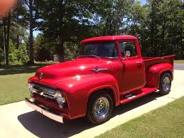 1956 Ford F100 | Old Cars And Trucks | Pinterest | Ford, Ford Trucks ...
