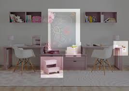 bureau enfant moderne fabricant de chambre enfant moderne coloré asoral so nuit