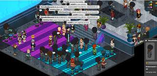 MEMEBOIS World Aids Day Habbo Hotel Raid