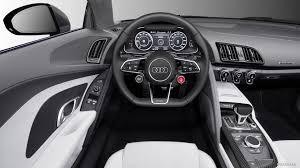 2016 Audi R8 e tron Interior