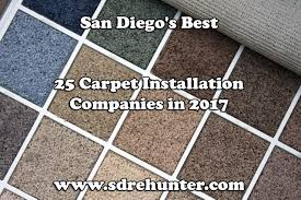 Pinery Christmas Trees Del Mar Ca by San Diego U0027s Best 25 Carpet Installation Companies In 2017