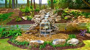 Outdoor Living : Beautiful Backyard Garden With Rock Garden ... 24 Beautiful Backyard Landscape Design Ideas Gardening Plan Landscaping For A Garden House With Wood Raised Bed Trees Best Terrace 2017 Minimalist Download Pictures Of Gardens Michigan Home 30 Yard Inspiration 2242 Best Garden Ideas Images On Pinterest Shocking Ponds Designs Veggie Layout Vegetable Designing A Small 51 Front And