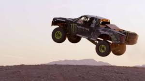 100 Monster Truck Show Miami High Speed OffRoading In The Mojave Desert VICE Video