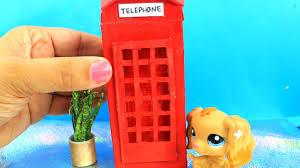 how to make a miniature telephone box youtube