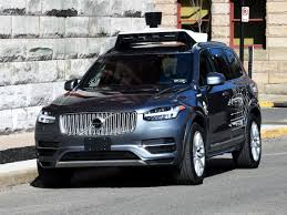 Uber Video Shows The Kind Of Crash Self-Driving Cars Are Made To ...
