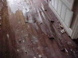 Buckled Wood Floor Water by Working With Construction Companies On Water Damage Mold Damage