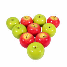 Apple Kitchen Decor Sets by Compare Prices On Artificial Green Apples Online Shopping Buy Low