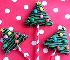 Christmas Tree Meringues Tesco by My Sugar Coated Life 2013