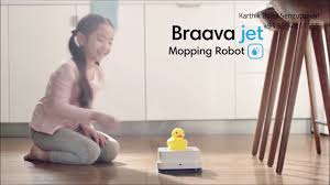 Floor Mopping Robot India by Braava Jet Mopping Robot For India Youtube