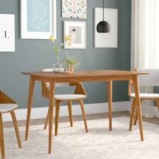 Kaylen Mid Century Modern Wood Dining Table White Extending Gloss Ding Table And 6 Chairs Homegenies Ding Room Chandeliers Suitable Add Cheap Modern Table Modern Room Tables That Are On Trend With Traditional And Chairs Folk Costway 5 Piece Kitchen Set Glass Metal 4 Breakfast Fniture Person Chair Whitesage House Craft Design Sets Ideas Electoral7com Edloe Finch Dakota Midcentury Round For Top Top Luxury Malone Midcentury 7piece By Coaster At Dunk Bright