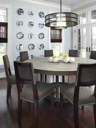 Houzz Dining Tables Large Round Table Inside Decor 7 In Living Room Chairs