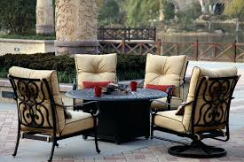Conversation Sets Patio Furniture by Fire Pit Table Set Impressive Fire Pit Conversation Set Patio