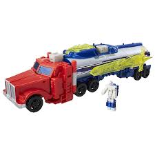 Buy Transformers Generations Titans Return Voyager Class Optimus ...